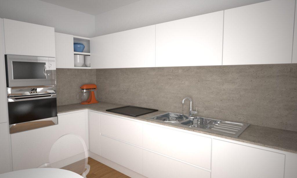 Spotti arredamenti appartamento milano for Arredamenti etnici milano