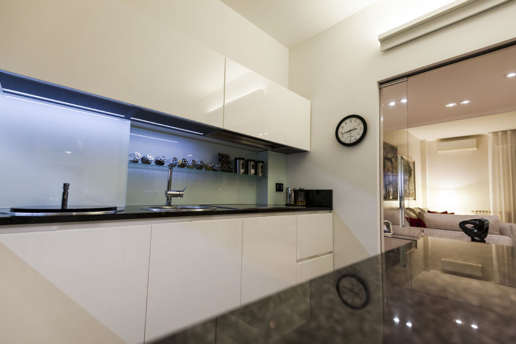 Spotti arredamenti appartamento legnano - Arredo bagno legnano ...