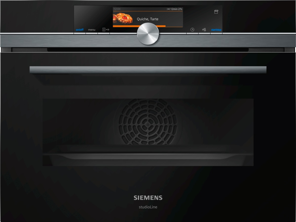 Siemens Forno a Vapore