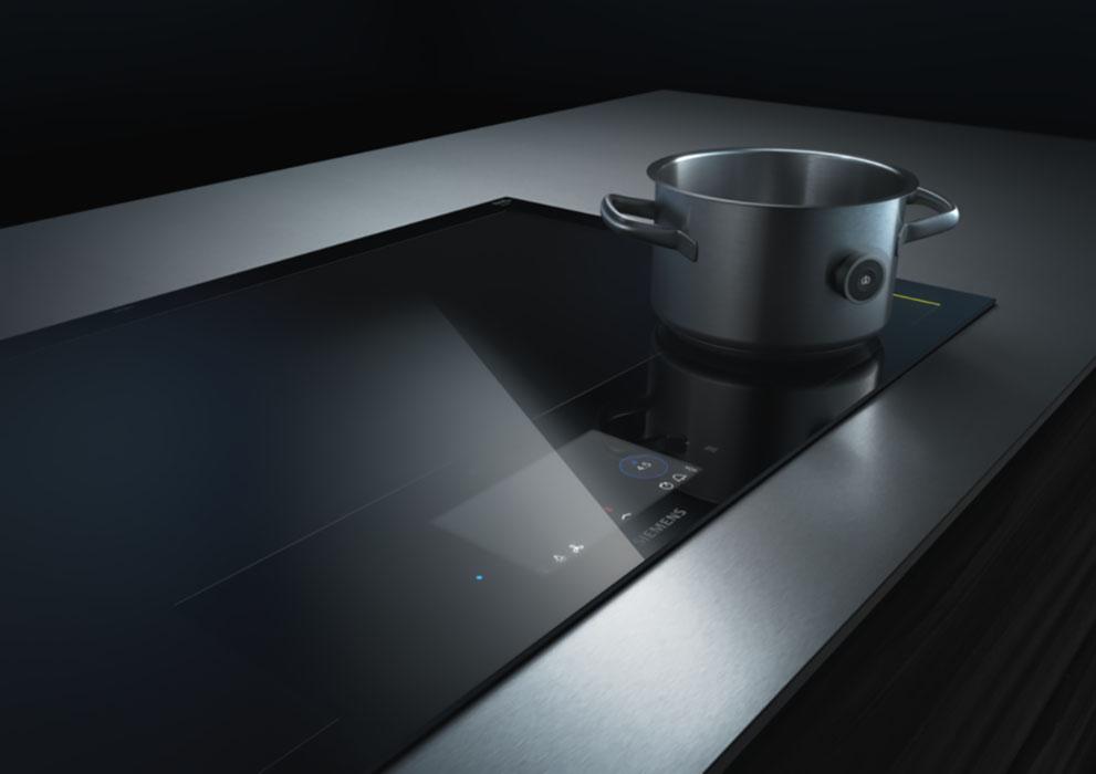 Siemens free induction plus cooking sensor